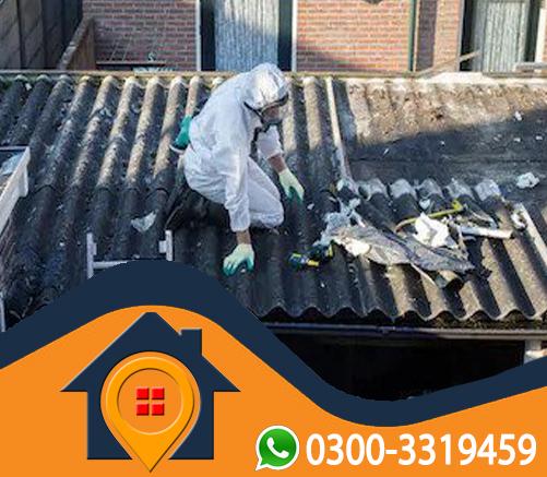 fiber roof heat proofing