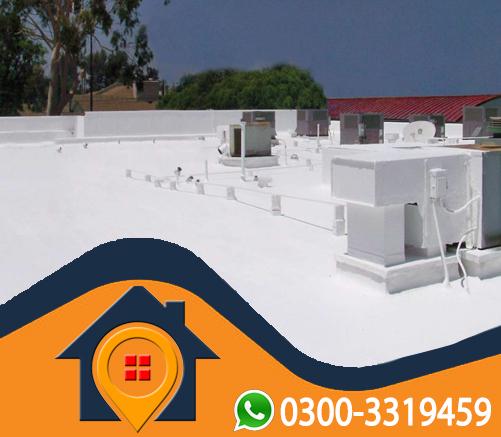 roof waterproofing solution